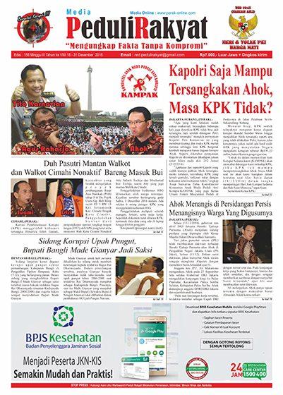 Koran Peduli Rakyat Edisi 156