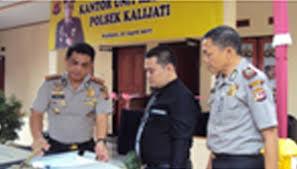 Kapolres Subang Resmikan Kantor Reskrim Sektor Kalijati
