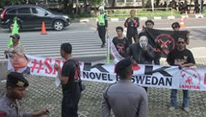 LSM KAMPAK Kutuk Keras Tindakan Biadab Terhadap Novel Baswedan