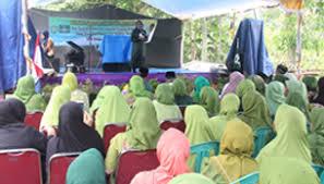 Muslimat Nahdlatul 'Ulama Subang Gelar Pengajian Akbar Syahriyahan