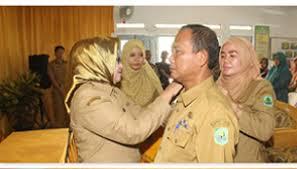 Plt. Bupati Subang Imas Aryumningsih Lantik Pjs Kades Jabong