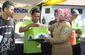 Ada Bazar Ramadhan Di Pemkab Subang