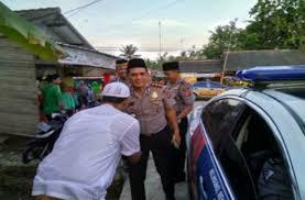 Cegah Kriminalitas Curanmor, Polres Subang Beri Himbauan