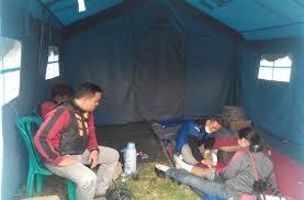 Info Untuk Pemudik, Posko Peduli Mudik FMP-Perak Telah Berdiri