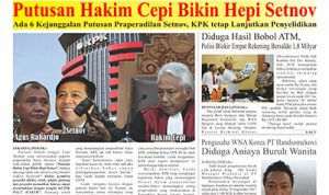 Koran Subang Peduli Rakyat Edisi 174