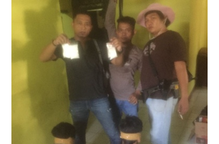 DPO Pengedar Sabu Akhirnya Dibekuk Satuan Narkoba Polres Subang