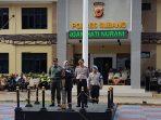Imas Pimpin Apel Gelar Pasukan Operasi Lilin Lodaya 2017