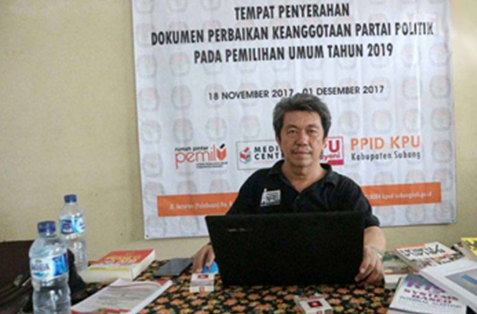 KIPP Gelar Diskusi Pelantikan Wabup Subang