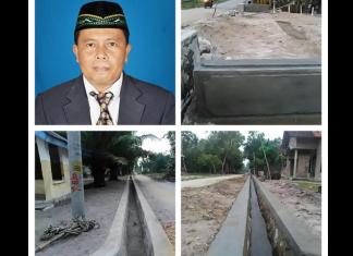 Kades Sukorahayu bersama TPK Bekerja Maksimal Melalui Program DD