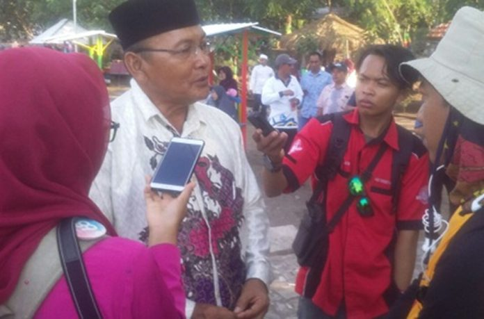 Kadisparpora Situbondo Resmikan Wisata Kampung Nelayan Gelung