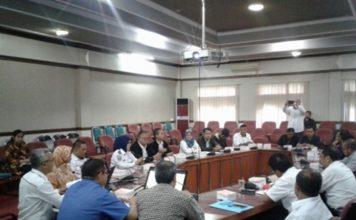 Kunker Komite II DPD RI Up Date Proyek Pelabuhan Patimban
