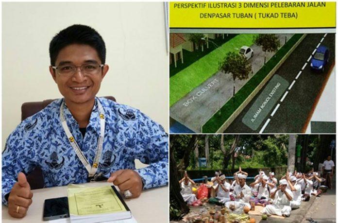 Lelang Proyek Jalan Denpasar-Tuban