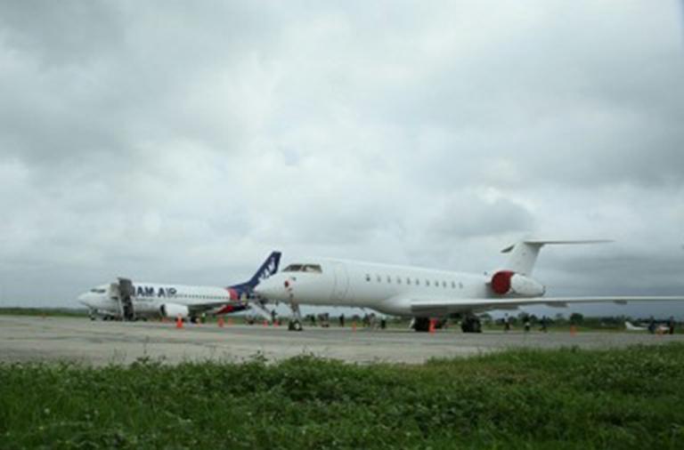 Nam Air Ajukan Extra Flight Rute Banyuwangi – Jakarta