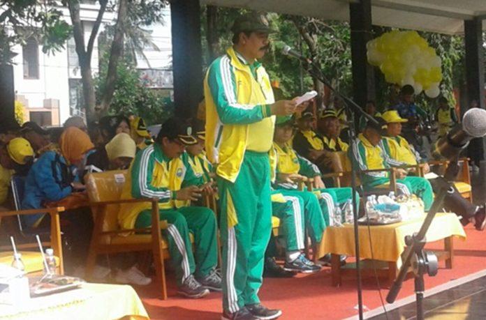 POPDA VIII Resmi Dibuka Oleh Ketua DPRD Subang