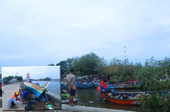 Pasca Gempa Selatan Jawa, Nelayan Mayangan Enggan Melaut