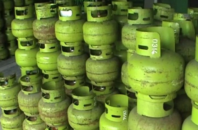 Sosialisasi Penggunaan Gas LPG