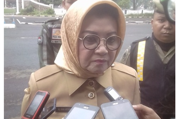 Cuti dan Ikut Bertarung di Pilkada 2018, Imas Aryumningsih Himbau PNS se-Pemda Subang