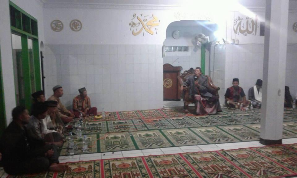DKM Jamie Miftahujannah Ampera Peringati Maulid Nabi Muhammad