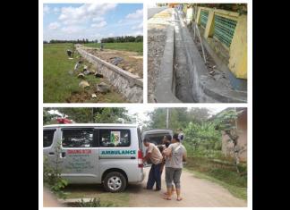 Desa Tanjung Inten Wujudkan DD Untuk Infrastruktur dan Ambulans