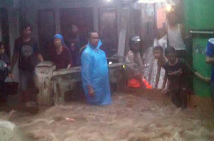 Diduga, Perumahan Padalarang City View Ilegal Akibatkan Bencana