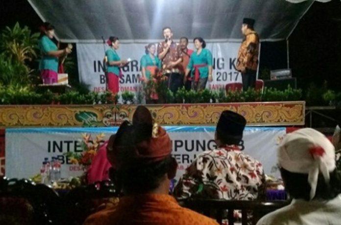 Roadshow Sosialisasi Kampung KB Desa Patoman