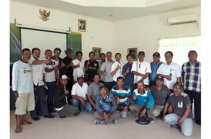 Silaturahmi Sambut GM KPKS PT SHS (Ahmad Yani)