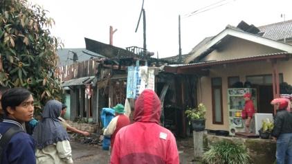 Rumah Agus Dilalap Sijago Merah Butuh Bantuan Dana