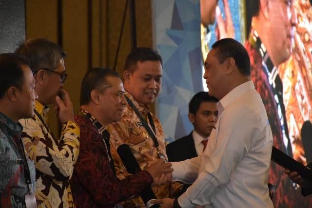 Pemkot Cimahi Dapat Nilai B SAKIP 2018