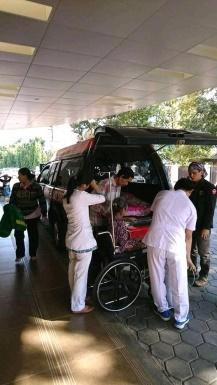 Empat Belas Tahun FMP Tetap Eksis Evakuasi Pasien Gakin
